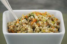 Food Hunter's Guide to Cuisine: Buckwheat Groat & Carrot Salad
