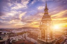 See Hungary's Budapest Basilica in the summer, when the city comes alive with festivals and cultural events. - Zsolt Hlinka/Getty Images