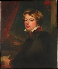George Henry Harlow (British, 1787–1819). Self-Portrait. The Metropolitan Museum of Art, New York. Gift of George A. Hearn, 1895 (95.27.2)