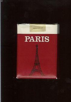 cigarros Paris