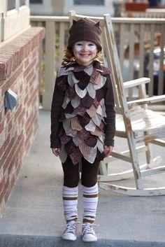 Awe, what a cute costume.