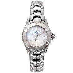 Buy TAG Heuer Women's WJ1313.BA0572 Link Quartz Watch