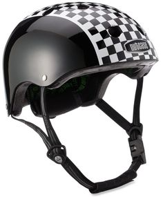Nutcase Checkerboard Helmet - The 10 Best Bicycle Helmets For Urban Commuters   Complex