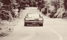 So in love with this car. <3 #Impala #Supernatural