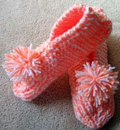 OMGOSH I spent an entire summer knitting these for everyone when I was a kid.  This is awesome!