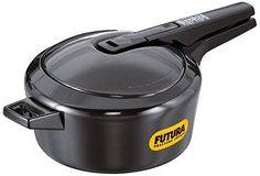 Futura by Hawkins Hard Anodized 40 Litre Pressure Cooker from Hawkins -- Check out the image by visiting the link. (This is an affiliate link) #PressureCookers