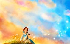 I want adventure in the great wide somewhere #belle