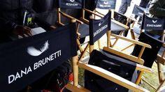 FSoG Set Chairs (Dana Brunetti, Producer; Sam Taylor-Johnson, Director; Seamus McGarvey, Cinematographer; Peter Kohn, Assistant Director; Erika Mitchell, Author; Marcus Viscidi, Executive Producer) Photo courtesy of Dana Brunetti's Facebook Page (https://www.facebook.com/DanaBrunetti)