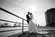 Landungsbrücken - HH #destination #wedding #photoshoot