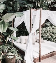 I think we need a cabana Home Staging, Outdoor Spaces, Outdoor Living, Interior And Exterior, Interior Design, Luxury Interior, Natural Interior, Cabana, My Dream Home