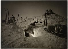 Hurley, 1910's Antarctic Photography