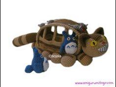 Crochet Along Totoro - YouTube