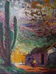 Resultado de imagen para imagenes de paisajes norteños Painting, Art, Scenery, Art Background, Painting Art, Kunst, Paintings, Performing Arts, Painted Canvas