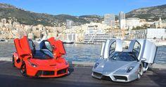 #Ferrari #LaFerrari and #Enzo #GoodTasteBadCredit