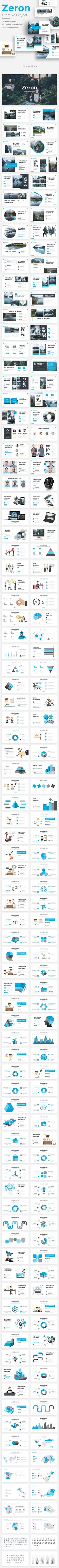 Buy Zeron Creative Powerpoint Template by onepercent on GraphicRiver. General Features well designed slides Easy customizable contents Modern, clean style Editable Icons as Vector sh. Brochure Layout, Brochure Design, Presentation Design, Presentation Templates, Presentation Slides, Table Planner, Teacher Resume Template, Creative Powerpoint Templates, Magazine Template