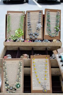 Great storage idea for your jewellery ♥ GemSwag Collection - UK's first jewellery secret subscription service www.gemswag.com #GemSwag #SecretJewellery #UK