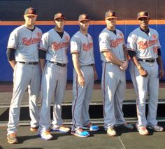 Orioles 2013 All-Stars.