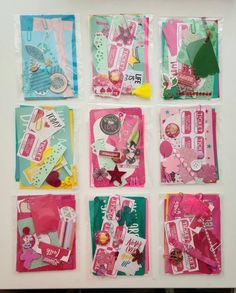 Scrapbook Pages, Scrapbook Journal, Scrapbooking, Index Cards, Pocket Letters, Mini Books, Mini Albums, Your Cards, Card Stock