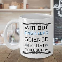 **** Engineer Gifts, Electrical Engineer, Mechanical Engineer, Graduation Gift, Engineer Graduation, Engineer Mug, Civil Engineer ****  #Engineer #EngineerMug #Etsy #EtsyMugs #SuchMugs