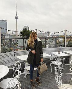 WEBSTA @ stefaniegiesinger - Good morning berlin