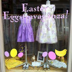 Rachel Riley Easter Windows!