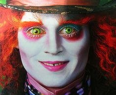 Johnny Depp to Return as Mad Hatter                                                                                                                                                     More