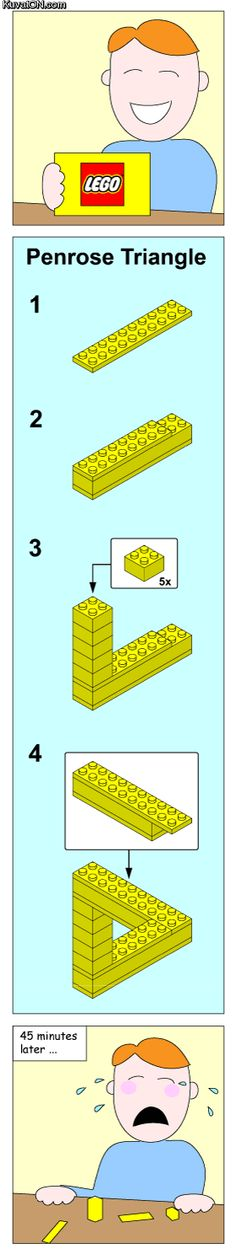 Impossible Lego