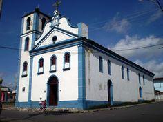 Igreja de São Benedito - Bragança, Parà, fonte: Orca e Saracura