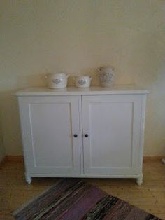 My grannys old cabinet