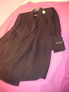 Donna Karan NY Long Coat 44 New NWT Reg$975