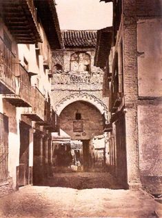 Granada, Andalusia, Old Pictures, History, Architecture, Antiques, Cottages, Random, Sevilla