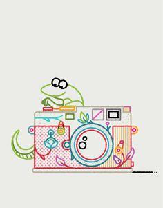 Leica Lizard Chris DeLorenzo
