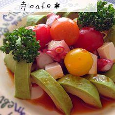 私のランチの定番。 わさび醤油で食べるのが大好き - 168件のもぐもぐ - アボカド!!! by mayumi3