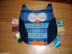 Taggy owl