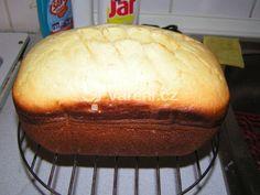 Tvarohová bábovka z domácí pekárny recept - fotografie - Vareni.cz Bread, Food, Brot, Essen, Baking, Meals, Breads, Buns, Yemek