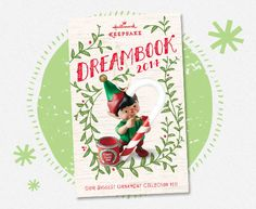 It is never too early to start planning for #christmas, right? Check out the #Hallmark 2014 Dream Book of keepsake #ornaments. Too cute!
