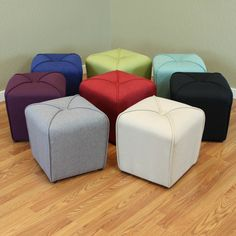 Our Best Living Room Furniture Deals Ottoman, Furniture Deals, Furniture Store, Upholstered Ottoman, Furniture, Cool Furniture, Paint Colors For Living Room, White Upholstery, Solid Furniture