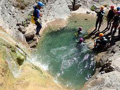 CRÓNICAS   MONTAÑERAS: Campamento Multiaventura Tebarray
