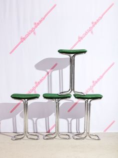 Set of 4 Counter Stools – Coming Soon