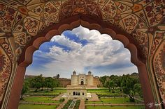 Lahore Fort, heart of the Sikh Empire