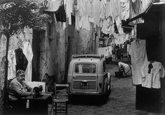 Herbert List ITALY. Naples. 1959.