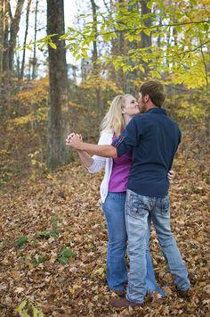 dancing couple photo