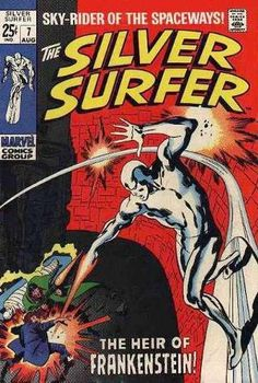 Silver Surfer Vol 1 7