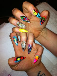Nails Cute My Bff Nail Game Crazy