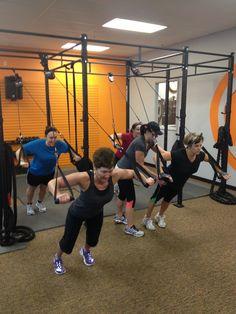 Cross core training