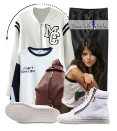 """Sporty Style With Beautiful Halo"" by keti-lady ❤ liked on Polyvore featuring moda e Dasein"