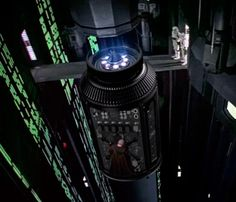 The tractor beam must be disabled... powered by the 2013 Mac Pro.