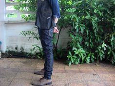Stang selvedge denim - Thai brand