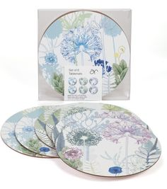 Set of Jungle of Placemats