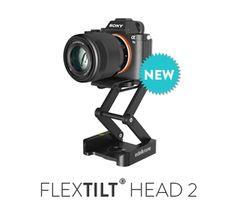 edelkrone Flex-Tilt Head 2